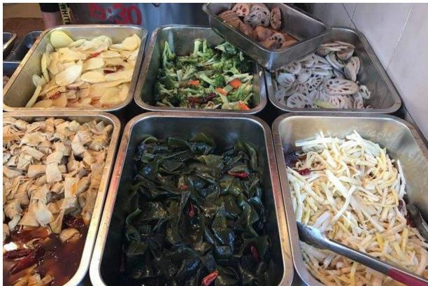 王氏现捞培训之卤菜怎么保存不变黑