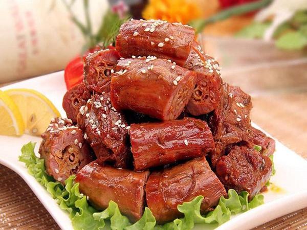 蜀都王氏现捞教你如何做特色卤菜