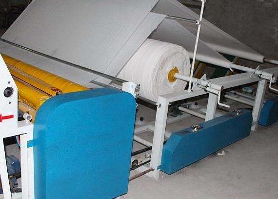小型卫生纸复卷机
