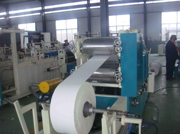 安徽/巢湖卫生纸复卷机操作异常原因的分析