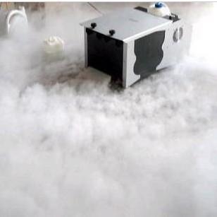 烟雾机的用途以及弱点
