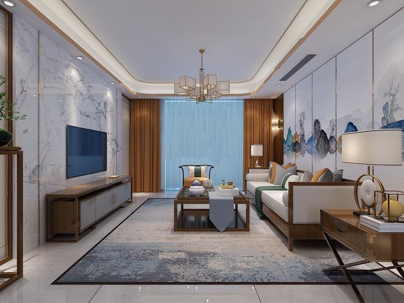 济南新中式装饰设计公司