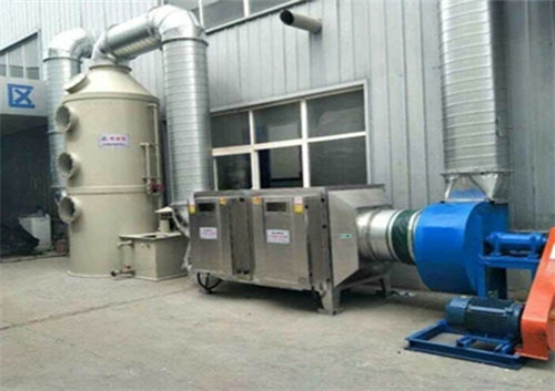 UV光解废气设备