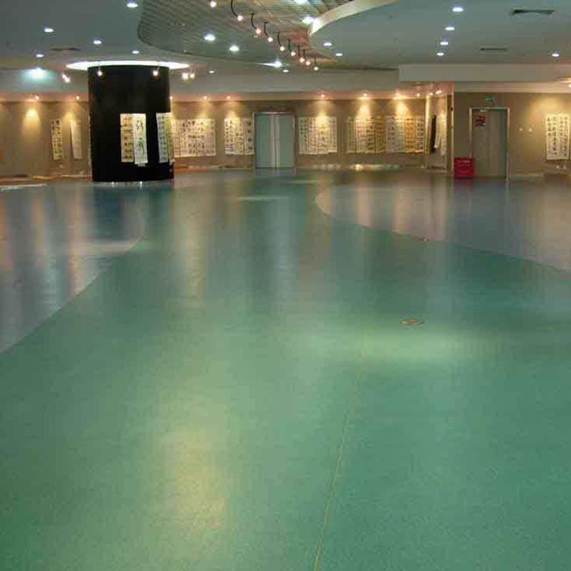 塑胶地板的施工要求和流程