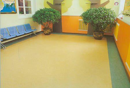 塑胶地板将带领地板业走向新纪元