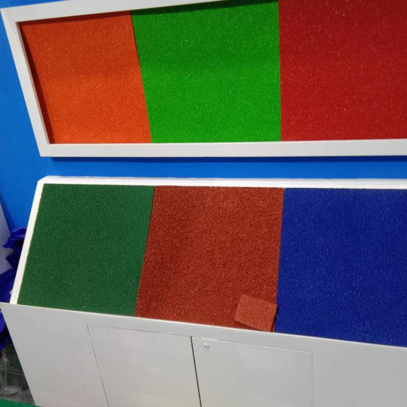 潍坊塑胶地板展会图片