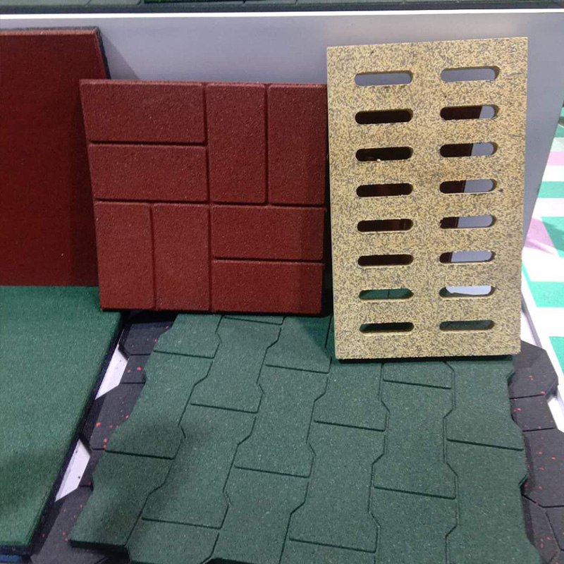 塑胶地砖、片材
