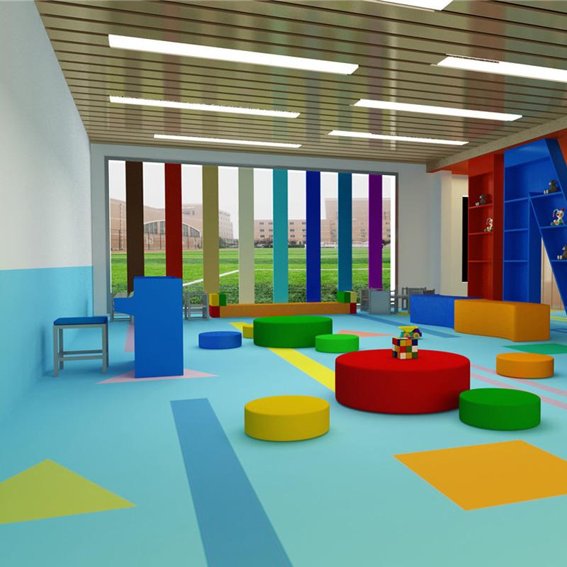 山东学校专用地板