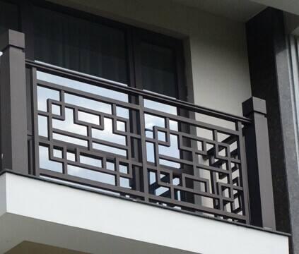 沈阳锌钢护栏的十大优点