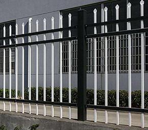全焊接整体喷涂铝合金护栏的优势