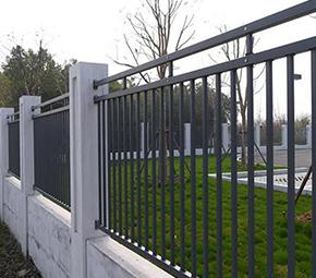 庭院金属护栏