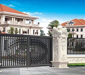 别墅区金属护栏