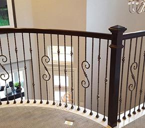家用楼梯扶手
