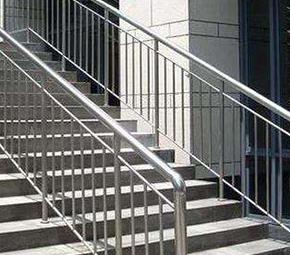 办公楼楼梯扶手