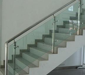 复式家用楼梯扶手