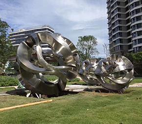 户外艺术雕塑