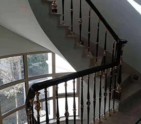 精致楼梯扶手