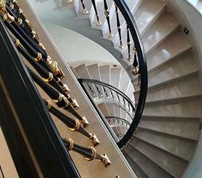 高端定制楼梯扶手