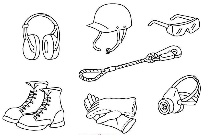 防护部位分类
