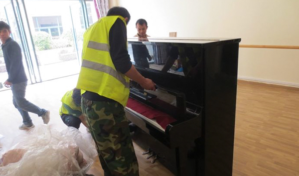 桂林钢琴搬运