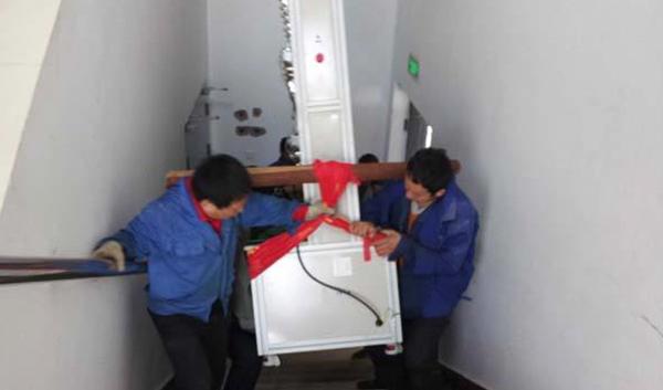 桂林居民搬家