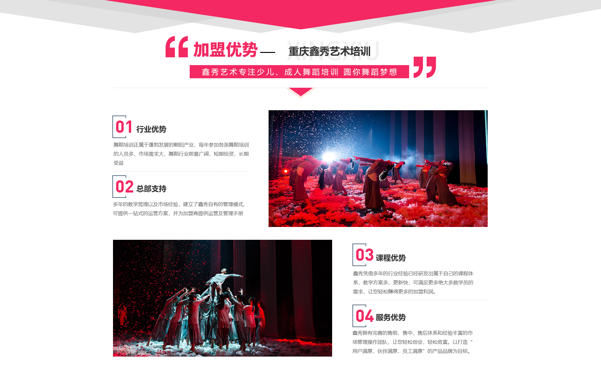 重庆舞蹈培训学校