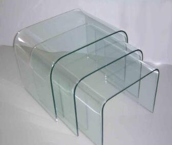 夹胶热弯玻璃