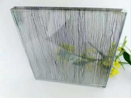 艺术夹丝玻璃