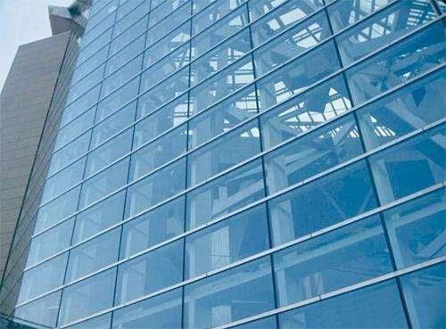 建筑幕墙玻璃设计