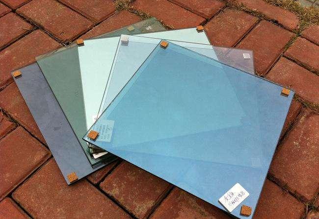 兰州镀膜钢化玻璃