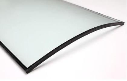 兰州双曲面钢化玻璃