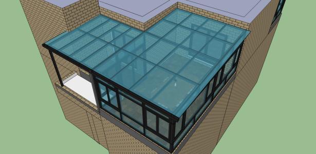兰州中空玻璃厂对工作温度功效下中空玻璃密封性模块形变分析