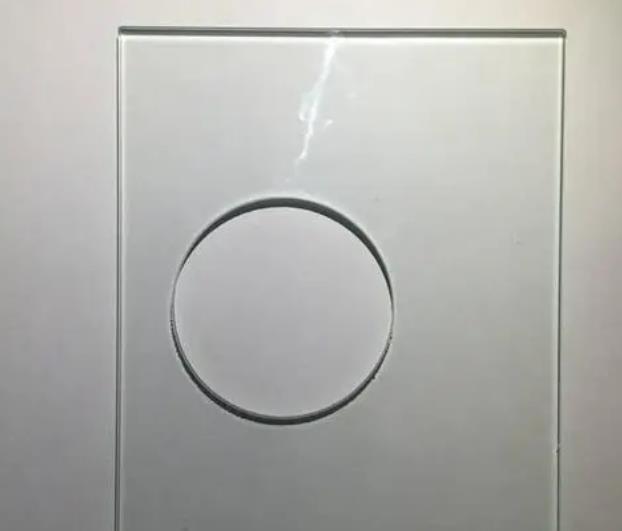 钢化玻璃可以打孔吗