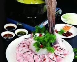 山庄美食 鸭嘴鱼