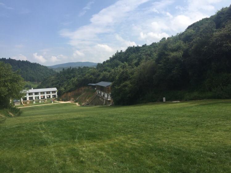 山庄 草场