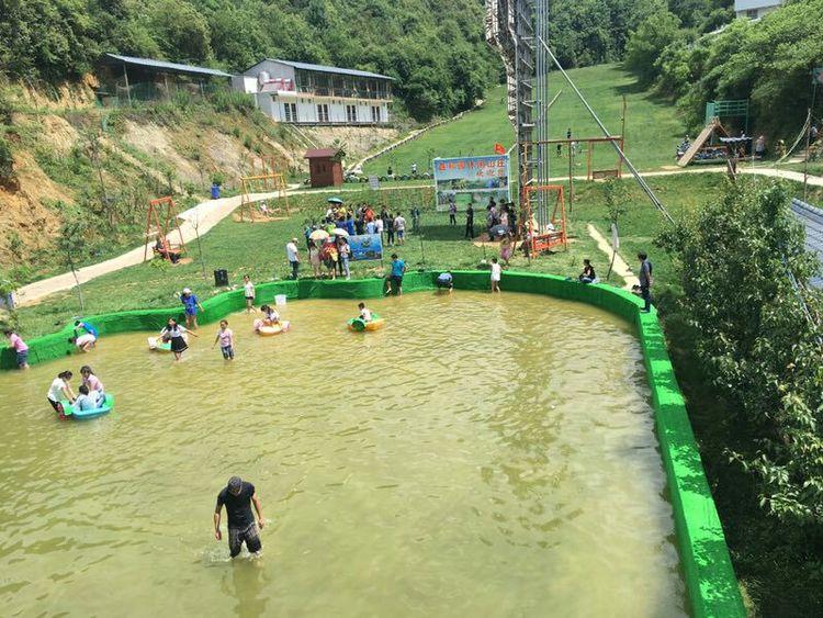 山庄水乐园