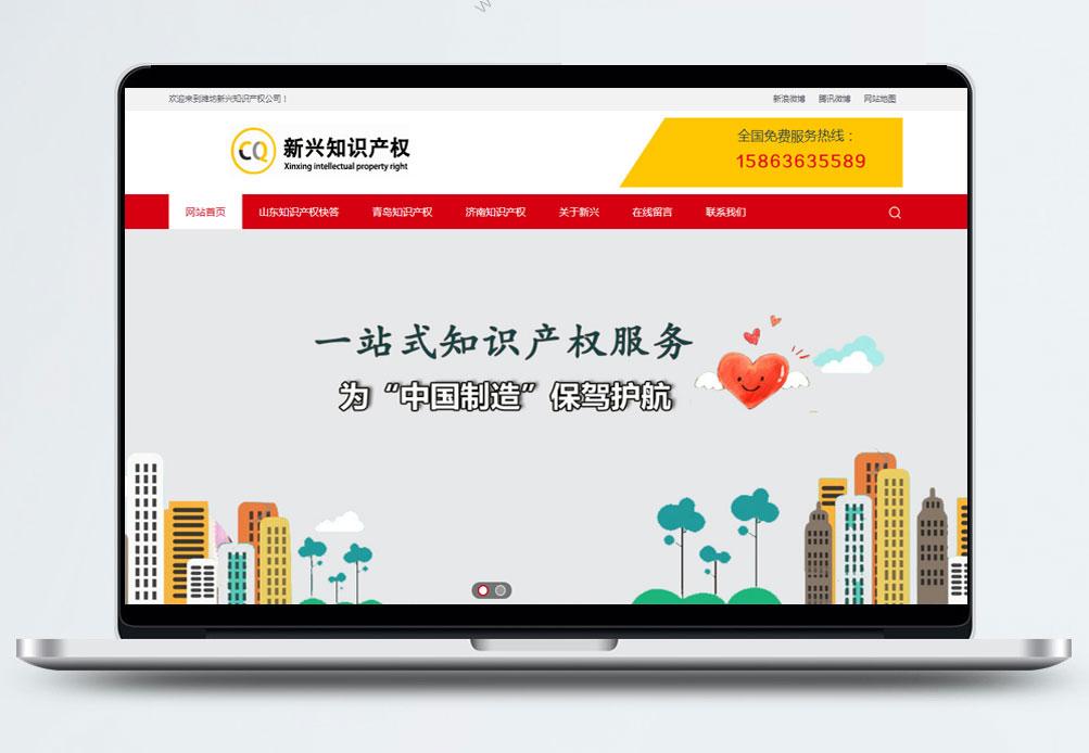 潍坊新兴知识产权公司