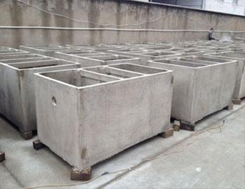 甘南职教集团商砼蓄水池安装