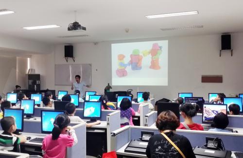 西安3D打印课程