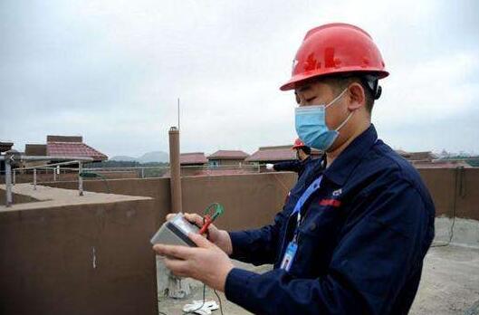 咸阳建筑物防雷检测