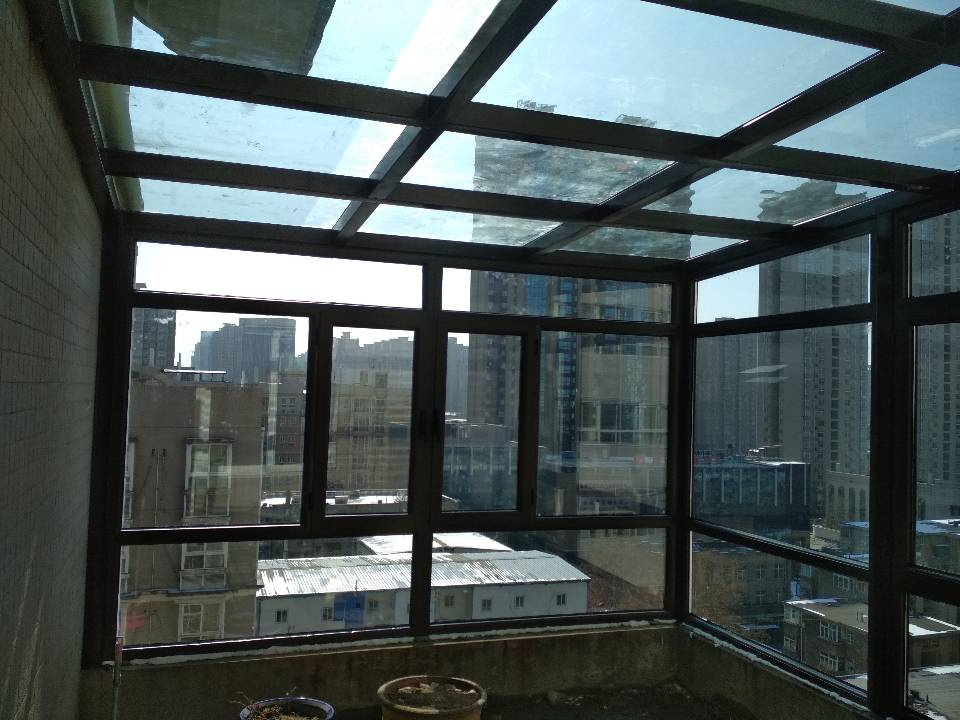 铝木高端阳光房