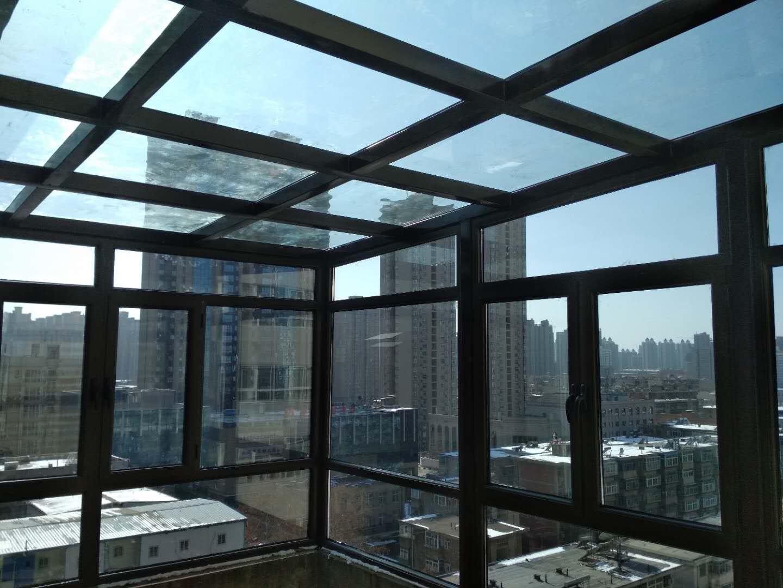 高级铝木阳光房