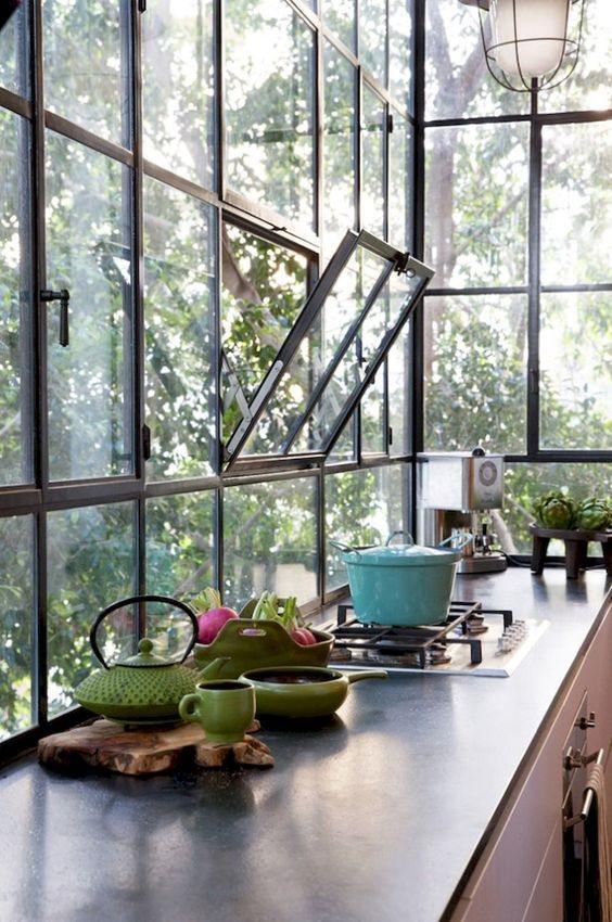 露台玻璃阳光房