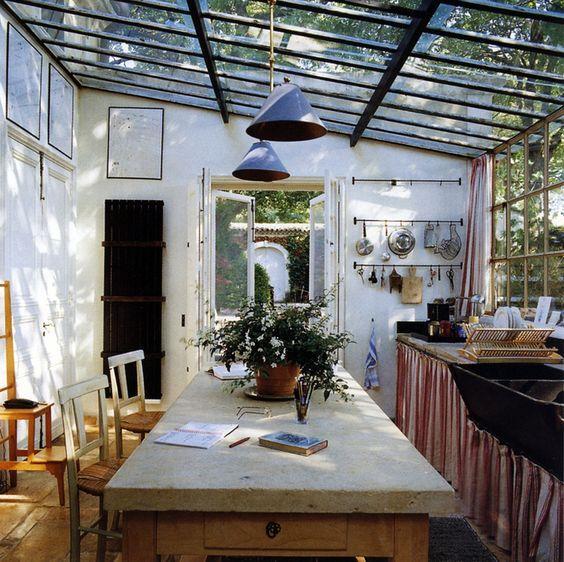 不锈钢玻璃阳光房