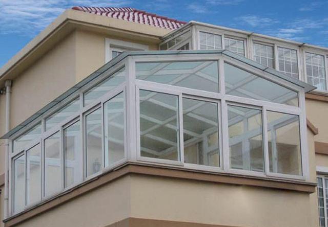 玻璃阳光房制作