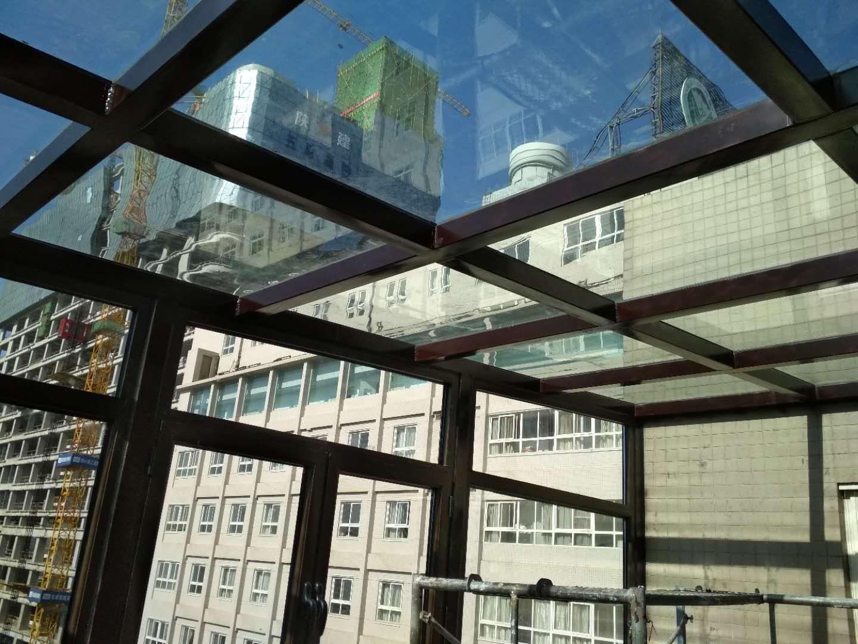 渭南钢构阳光房效果图