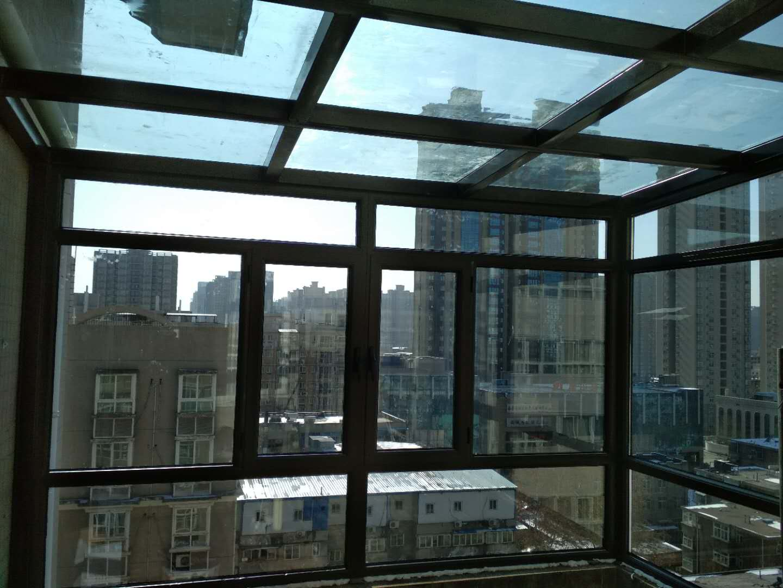长安区铝合金阳光房效果图