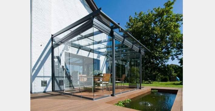 钢构阳光房设计