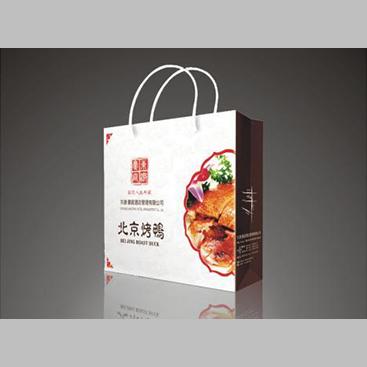 北京烤鸭手提袋