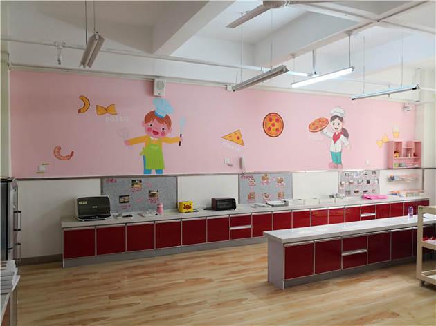 西安幼儿园手绘墙绘